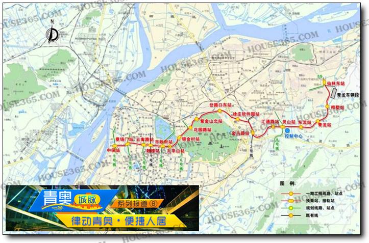 【预见Line4】实探地铁4号线!仙林区域内之◆汇通路站◆和◆仙林湖站◆两大站点施工现场看!看!看!
