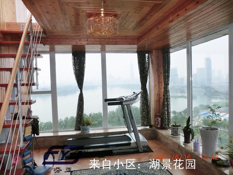 南京芬亚阳光房阳台设计有限公司之芬亚阳光房/德高瓦