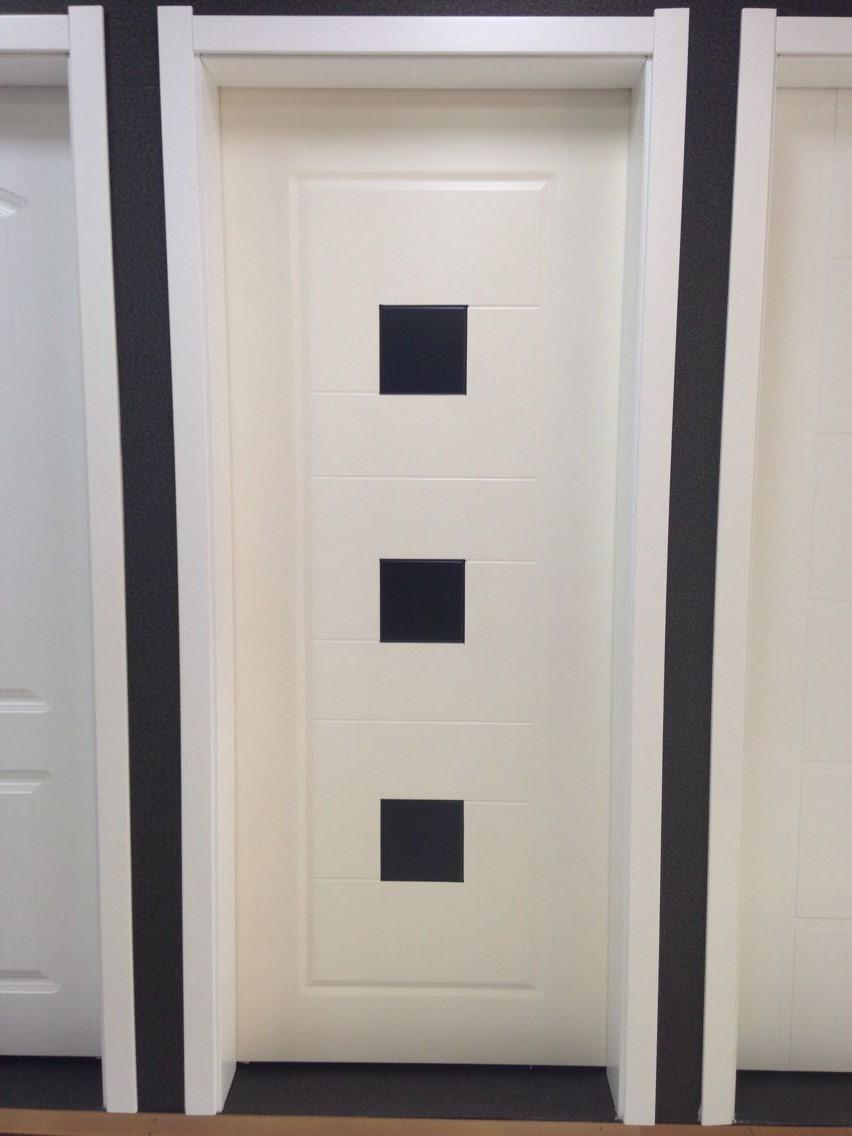 禾豪格实木烤漆门