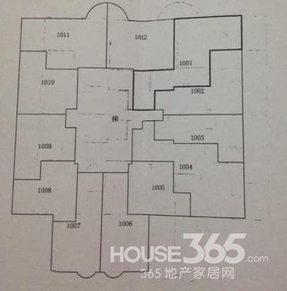6层高出租房屋设计图展示