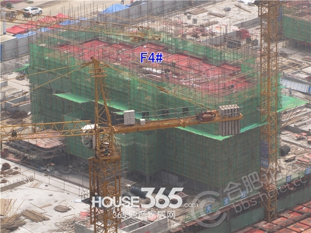 淮矿东方蓝海6月工程进度(2015.6.02)