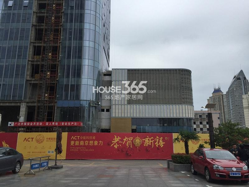 中航科技城中航科技城184平米户型图-南京365淘房