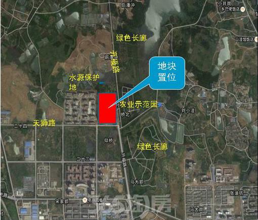 禹洲平湖秋月交通图