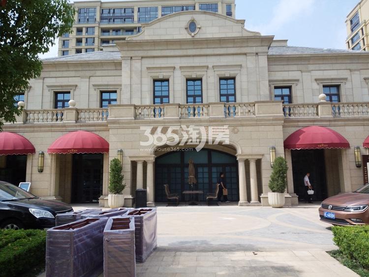 翠屏诚园实景图(7.21)