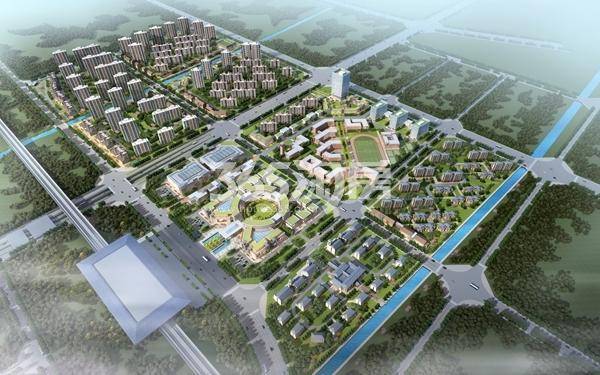 正大·万物城总规划图