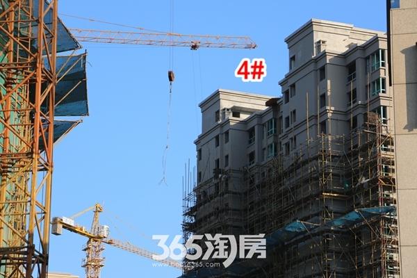 三潭音悦和园工程进度(2016年11月摄)