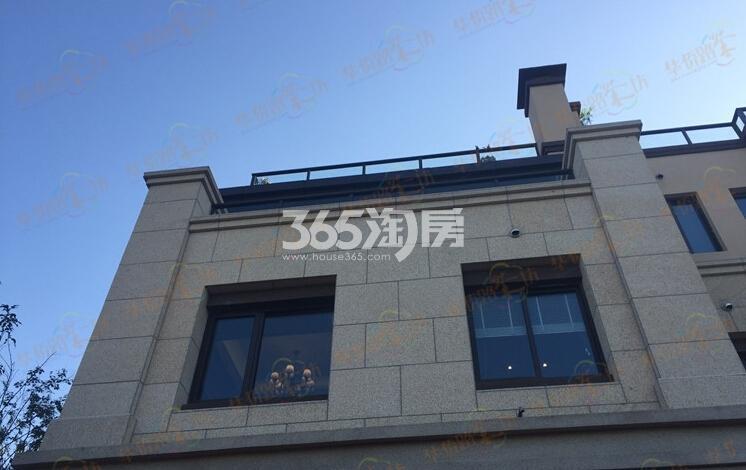 银亿东城在建楼栋外立面实景图(12.21)