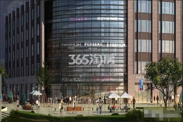 上海大厦效果图