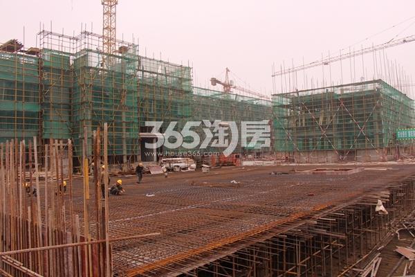 伟星玲珑湾藏岛工程进度(2017.4摄)