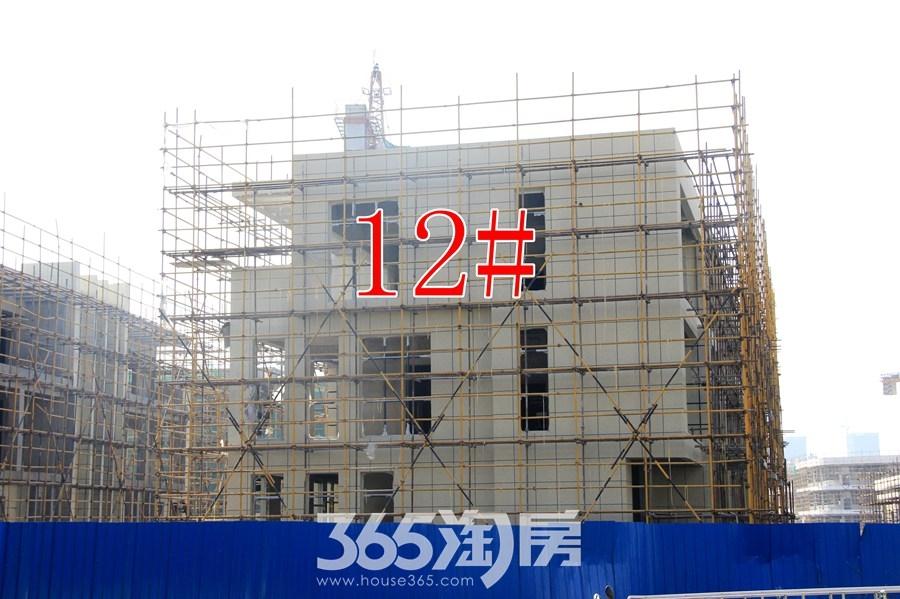 云谷科技园12#施工中(2017.11摄)