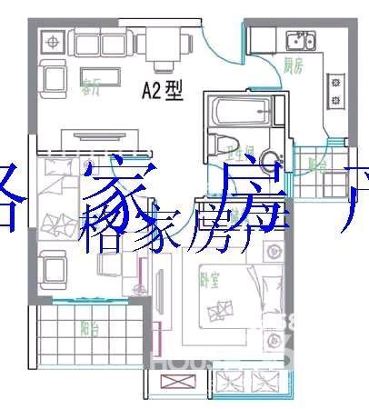 超大单身公寓【可改两房+九莲塘公园+北塘小学加老