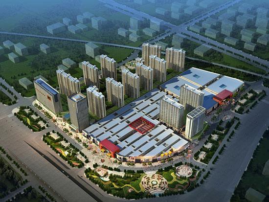锦艺国际轻纺城业主社区